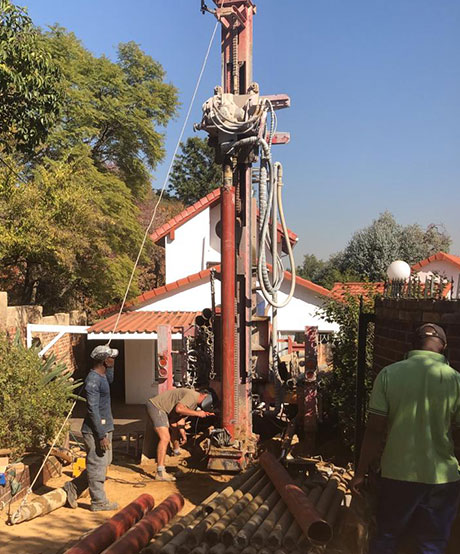 Domestic Borehole Drilling